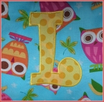 Biggie Curlz Applique Alphabet