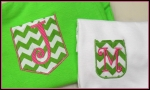 Pocket Applique Designs