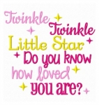 Twinkle Twinkle Little Star Loved